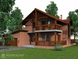 Готовые проекты частных загородных домов купить - Антверпен